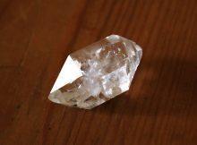 ハーキマーダイヤモンド 水晶原石