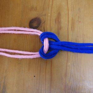 マクラメ編み 結び方